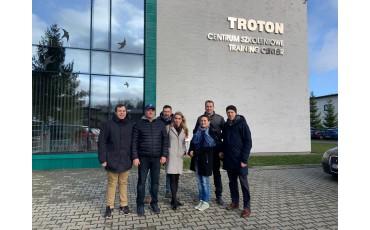 Тренинг партнёров Sea-Line в Польше