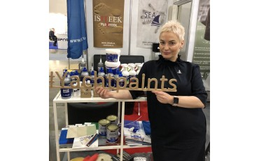 Выставка Moscow Boat Show 2019