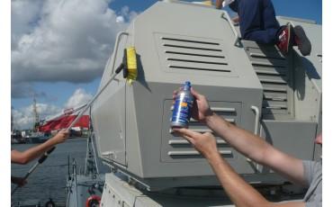 ПРЕПАРАТЫ SEA LINE на помощь обороне