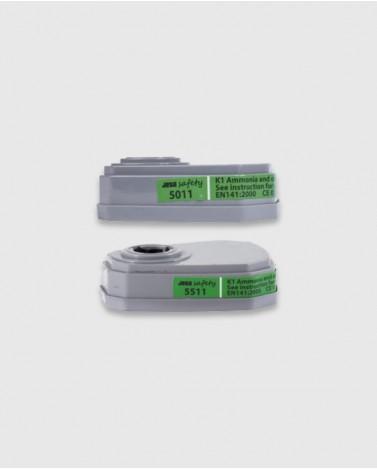 Фильтры для защиты от аммиака и его производных к1