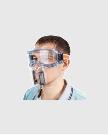 Защитные очки с щитком JSG033