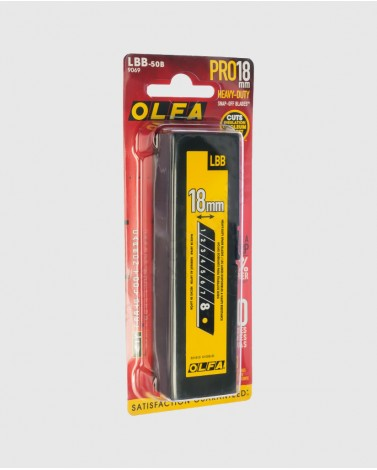 Лезвие OLFA OL-LBB-50B