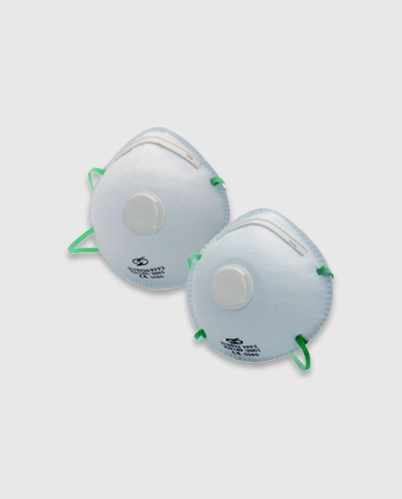 Респиратор противопылевой с\без вентиля