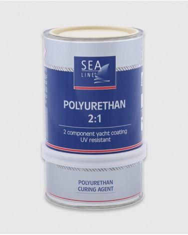 Полиуретановая краска (Бежевая, RAL 1015)