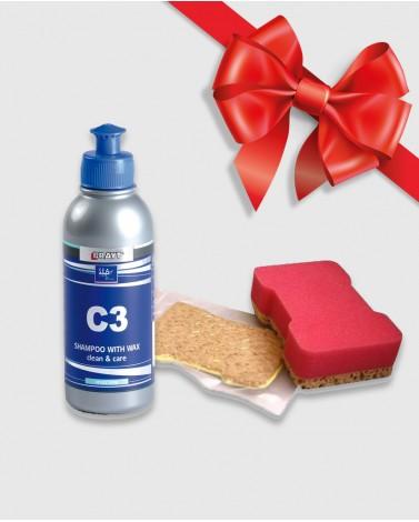 C3 + губка в подарок