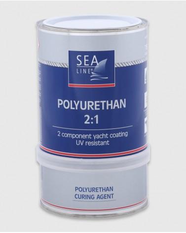 Полиуретановая краска 0,75 л